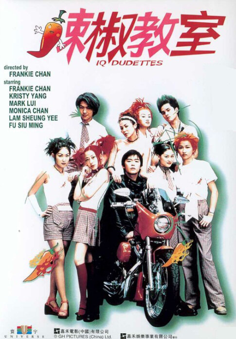 I.Q. Dudettes Movie Poster, 2000