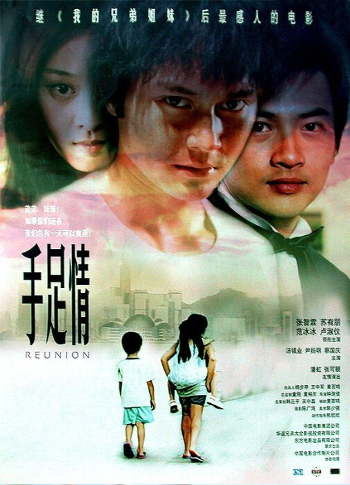 Reunion Movie Poster, 2002, Actress: Fan Bingbing, Hong Kong Film