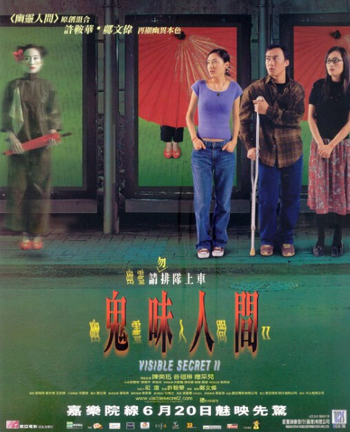 Visible Secret 2 Movie Poster, 2002