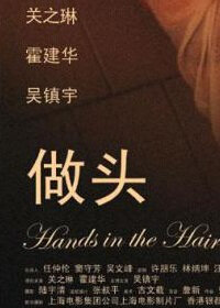 Hands in the Hair Movie Poster, 2005, Chinese Film