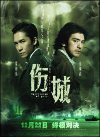 Confession of Pain Movie Poster, 2006