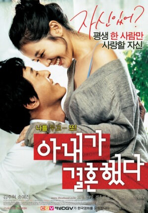 My Wife Got Married movie poster, 2008 film
