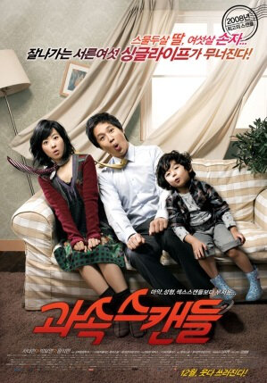 Scandal Makers movie poster, 2008 film
