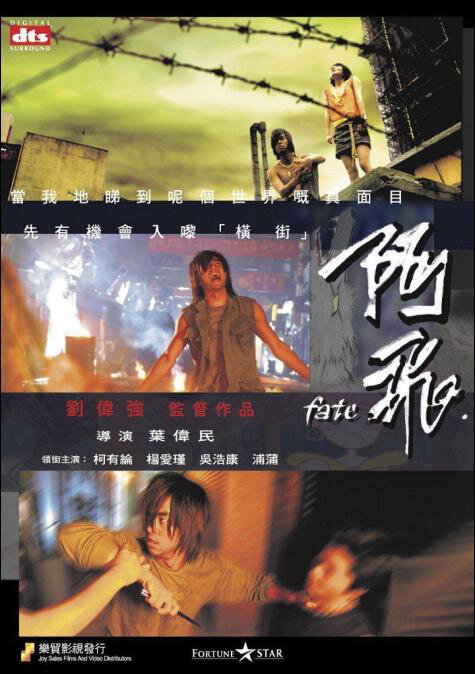 Fate Movie Poster, 2008, Actress: Miki Yeung Oi-Gan, Hong Kong Film
