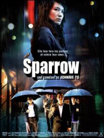Sparrow Movie Poster, 2008