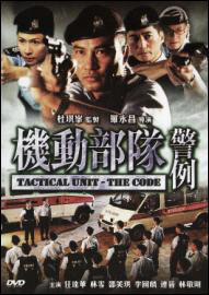 Tactical Unit: The Code Movie Poster, 2008