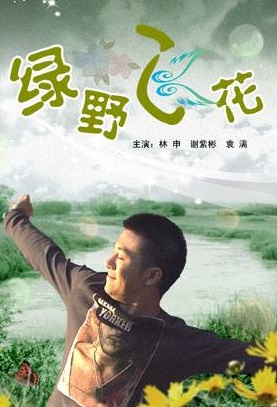 Green Flying Flowers Movie Poster, 绿野飞花 2009 Chinese film