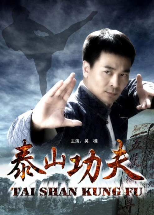 Taishan Kung Fu movie poster, 2009 Chinese film
