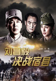 The Decisive Battle Movie Poster, 2009 Chinese film