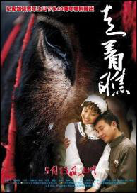 A Tale of Two Donkeys Poster, 2009 Chinese film
