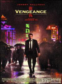 Vengeance Movie Poster, 2009