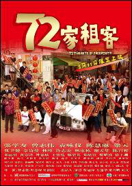 72 Tenants of Prosperity Movie Poster,