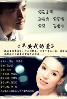 Good Morning My Love Movie Poster, 2010, Chinese Film