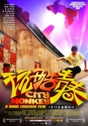 City Monkey Movie Poster, 2010 chinese film