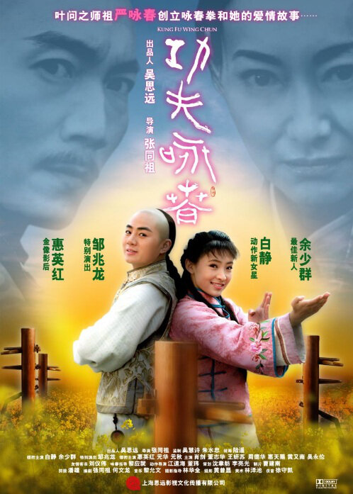 Kung Fu Wing Chun Movie Poster, 2010