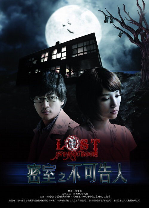 Lost in Panic Room Movie Poster, 2010, Actor: Alec Su You Peng, Chinese Film