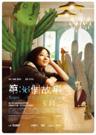Taipei Exchanges Movie Poster, 2010, Taiwanese Film