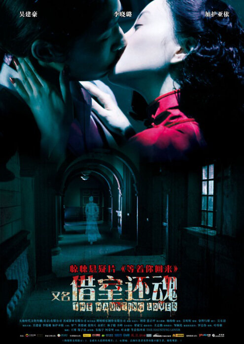 The Haunting Lover Movie Poster, 2010, Li Xiaolu, Chinese Film