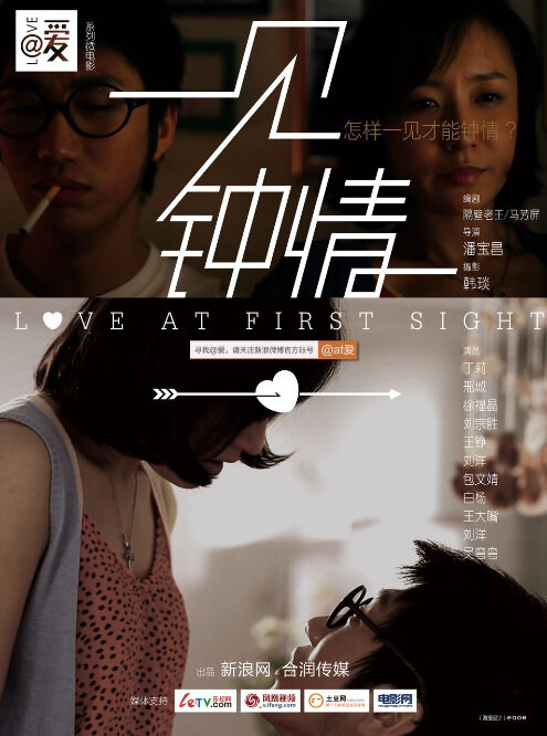 Love at First Sight Movie Poster, 2011