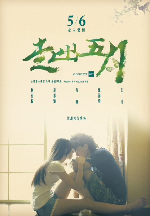 Goodbye May Movie Poster, 2011 Chinese Romance Movie