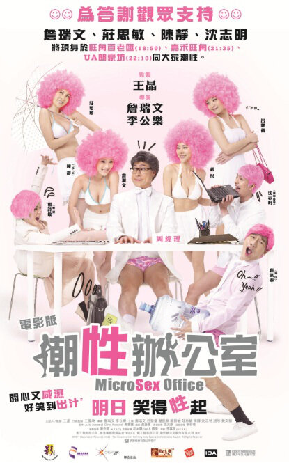 MicroSex Office Movie Poster, 2011 Hong Kong Movie