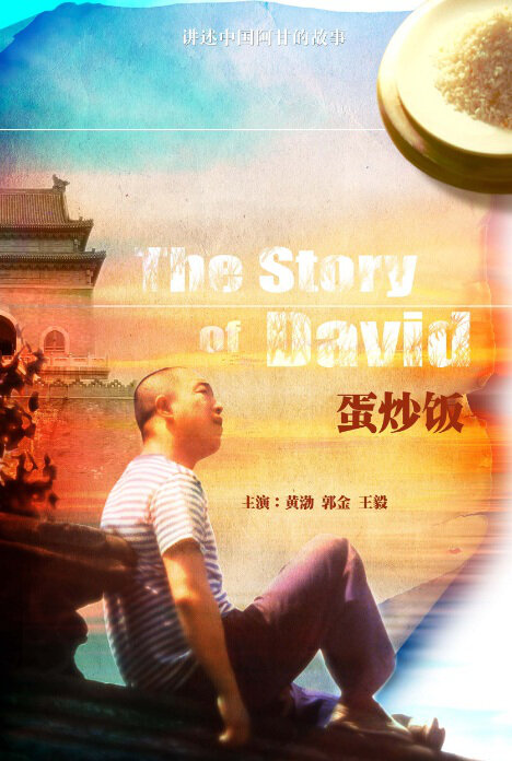 The Story of David Movie Poster, 2011