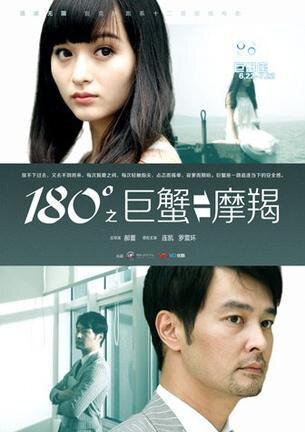 180 ° Cancer & Capricorn Movie Poster, 2012 China Film