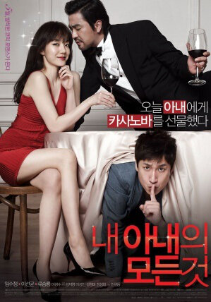 All About My Wife Movie Poster, 2012 film