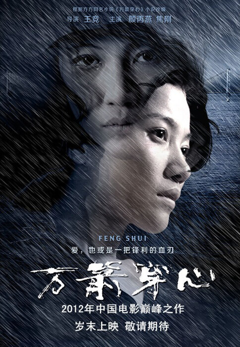 Feng Shui Movie Poster, 2012