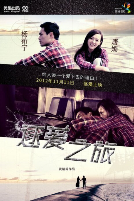 Finding Love Movie Poster, 2012