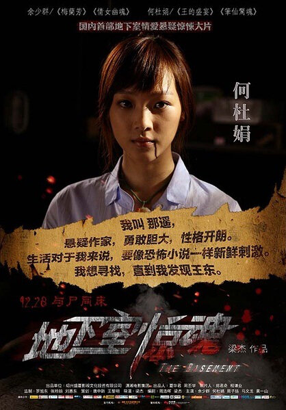 photos from the basement 2012 movie poster 3 chinese movie