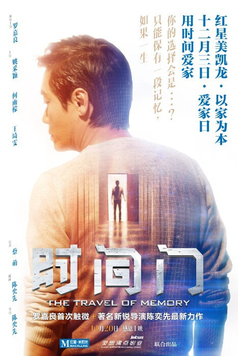 The Travel of Memory Movie Poster, 2012