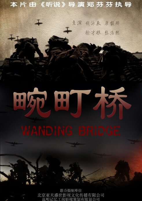 Wanding Bridge Movie Poster, 2012 Chinese film