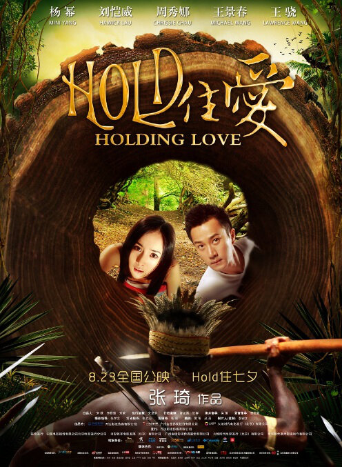 Holding Love Movie Poster, 2012
