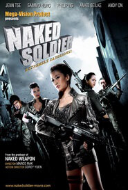 Naked Soldier Movie Poster, 2012