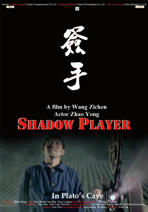 Shadow Player Movie Poster, 2012