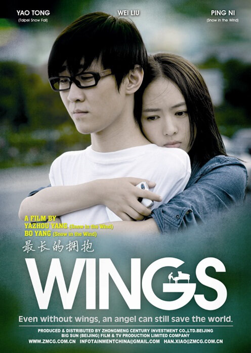Wings Movie Poster, 2012