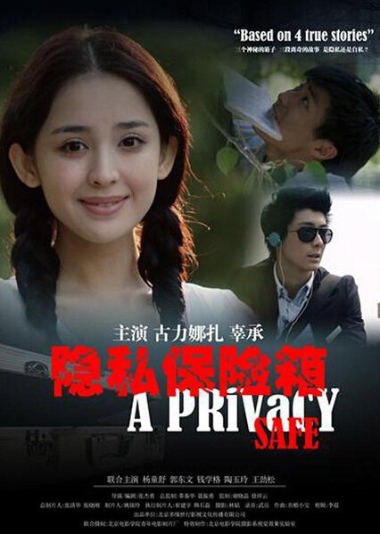 A Privacy Safe Movie Poster, 2013 Chinese film
