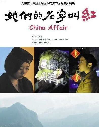 China Affair Movie Poster, 2013, Chinese Film