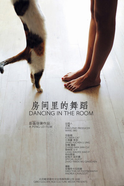 Dancing in the Room Movie Poster, 2013