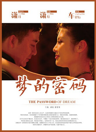 Dream Password Movie Poster, 2013 Chinese film