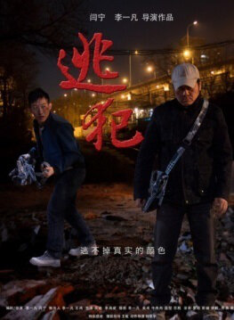 Fugitive Movie Poster, 2013