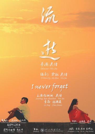 I Never Forget Movie Poster, 2013