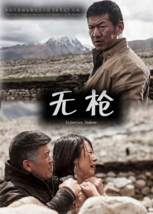 Injustice Undone Movie Poster, 2013 Chinese film