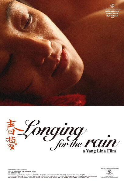 Longing for the Rain Movie Poster, 2013, Chinese Film