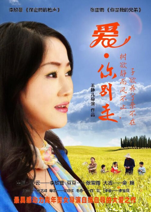 Love You Forever Movie Poster, 2013