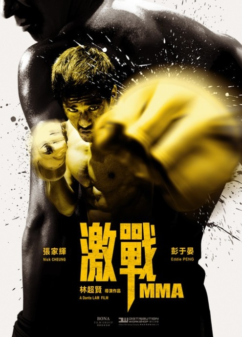 MMA Movie Poster, 2013