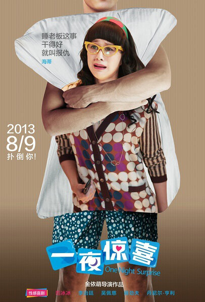 One Night Surprise Movie Poster, 2013