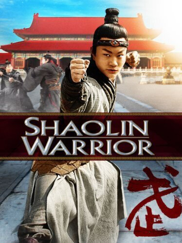 Shaolin Warrior Movie Poster, 2013 Chinese film