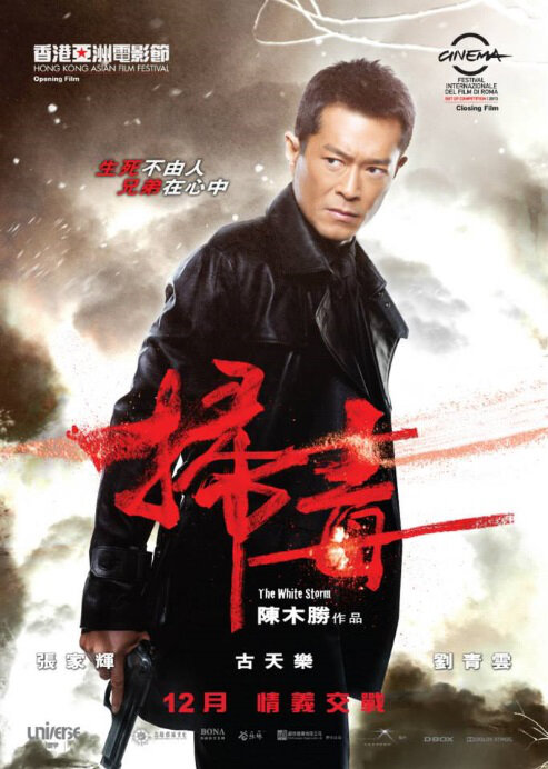 The White Storm Movie Poster, 2013, Chinese Movie Actor